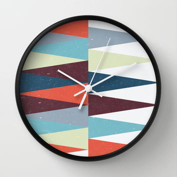 Reflection Wall Clock by Grace