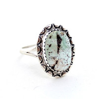 Moon Dweller Navajo Ring
