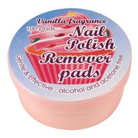 Cupcake Nail Polish Remover Pads