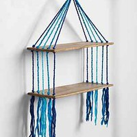 Magical Thinking Woven Hanging Shelf - Urban Outfitters