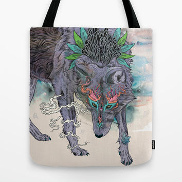Journeying Spirit Tote Bag by Mat Miller