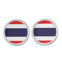 Thai flag Cufflinks