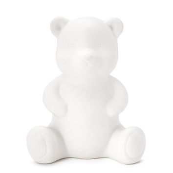 Ceramic Bear Night Light