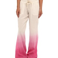 Roxy Ocean Side Dip Dye Beach Pant