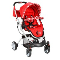 Disney Mickey Mouse & Friends Minnie Mouse Indigo Stroller by The First Years