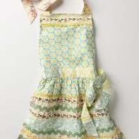 Sewing Basket Kid&#x27;s Apron-Anthropologie.com