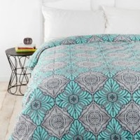 Magical Thinking Star Medallion Duvet Cover