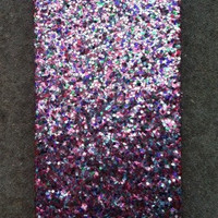 Tinsel Glitter IPhone 4 4s Hard Cover Case
