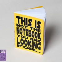 Star Wars notebook by purplecactusdesign