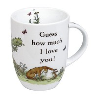 Konitz ''Guess How Much I Love You'' 4-pc. Mug Set