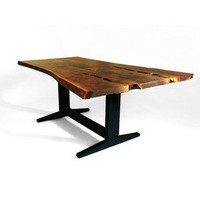 Fern | Handcrafted Furniture Harvest Dining Table - Tables: Dining - Modenus Catalog