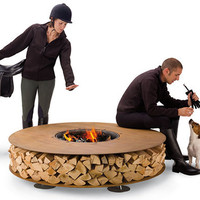 Fancy - ZERO OUTDOOR FIREPLACE | BY AK47 DESIGN