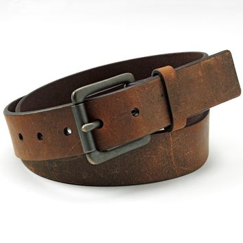 Relic Chad Leather Belt