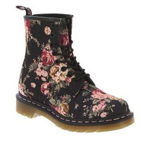Dr. Martens Eye Victorian Flowers Lace-Up Boot 