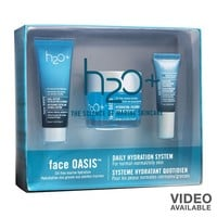 H2O Plus Face Oasis Daily Hydration System Gift Set