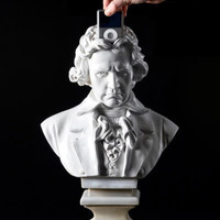 Beethoven Bust iPod Dock