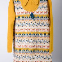 BLEUBIRD VINTAGE - TINY 60's PENGUIN DRESS