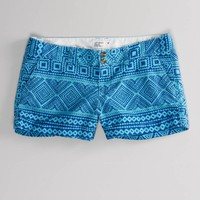 ae printed midi short
