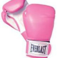 Everlast Women's Pro Style Training Gloves (Pink)