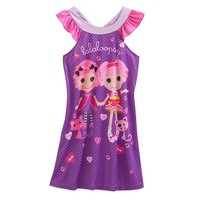 Lalaloopsy Polka-Dot Nightgown - Girls