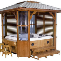 Gazebo 809- Guangzhou J&J Sanitary Ware Co., Ltd.