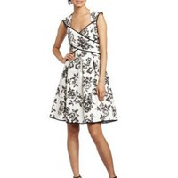 Jessica Simpson Women's Cross Front Dress