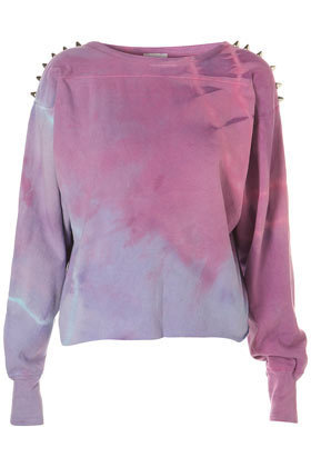 **Gobstopper Cropped Sweat by The Ragged Priest - New In This Week  - New In  - Topshop