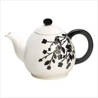 FLOWER BLOSSOM TEAPOT [39166]