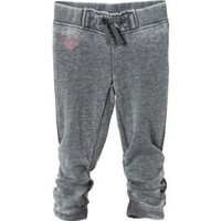 Roxy Party On Crop Pant - Toddler Girls'