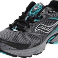 Saucony Women's Grid Cohesion 5-WIDE Running Shoe
