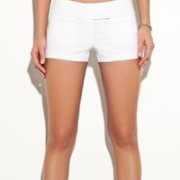 G by GUESS Kinsey Matte Satin Shorts