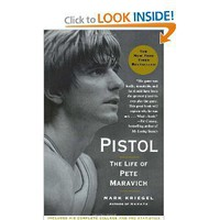 Pistol: The Life of Pete Maravich [Paperback]