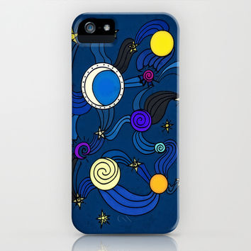 The Celestial Environment iPhone & iPod Case by DuckyB (Brandi)