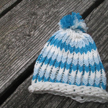 Soft Knitted Baby Hat