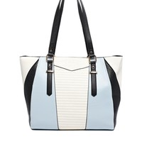 New Look Quilted Libby Tote Bag