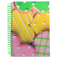 SUGAR COOKIE SCENTED NOTEBOOK