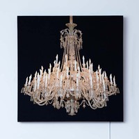 Grand Chandelier black - Duffy London