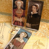 The Tudors Magnet Set 2 by ivcreations55 on Etsy