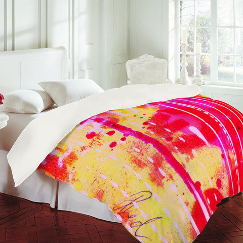 DENY Designs Home Accessories | Sophia Buddenhagen The Spectrum Duvet Cover f