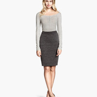 H&M Pencil Skirt $12.95