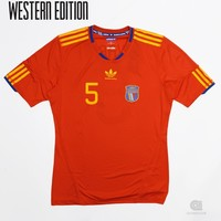 adidas Skateboarding Futebol Spain Tee | Caliroots - The Californian Twist of Lifestyle and Culture