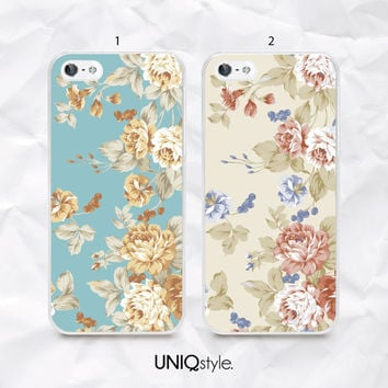 Rose bouquet design phone case back cover for iPhone 4/4s 5/5s 5c, Samsung s4, s4 active, s5, s5 active, note 2, note 3 - floral print - N18