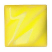 Amaco LG-61 Lead Free Liquid Gloss Glaze, Canary Yellow, Pint