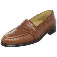 Zelli Men`s Rossi Penny Loafer,Cognac,10.5 M US