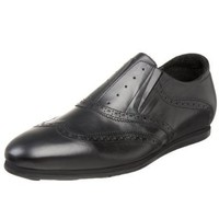 Blokes Men's Iggy Bloke Wingtip Slip-On