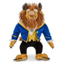 Beauty and the Beast: Beast Plush -- 17'' H | Plush | Disney Store