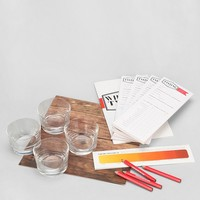 Whiskey Tasting Kit - Urban Outfitters
