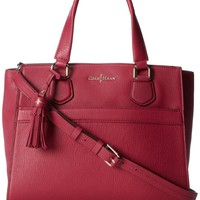 Cole Haan Berkeley Small Top Handle Bag,Rasberry,One Size