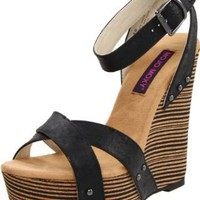 Mojo Moxy Women&#x27;s Cher Wedge Sandal