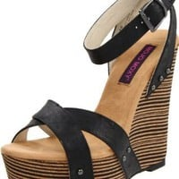 Mojo Moxy Women's Cher Wedge Sandal
